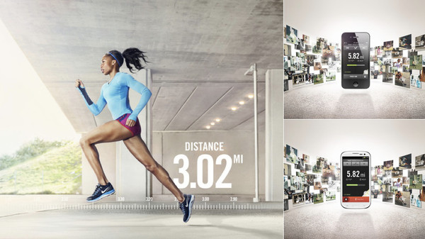 Qué app usas para correr?