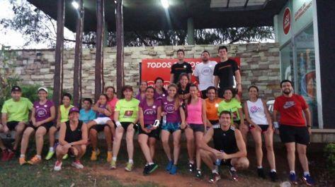 Sole Bassett_Asuncion runners
