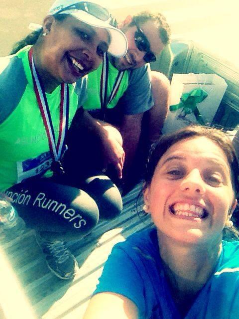 Sole Bassett_Paraguay Marathon Club_10k Powerade 2