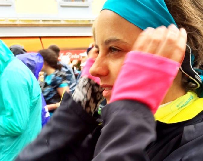 Salida 21km Geneve Marathon