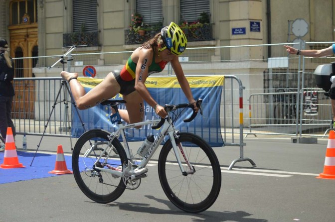 Photos and results – European Triathlon Championships of Geneva
