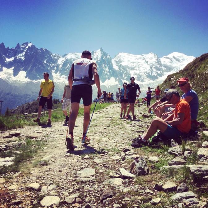 Mont Blanc, los mejores momentos 2015