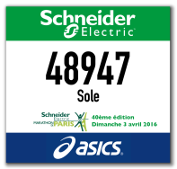 Paris maraton dorsal_RunSoleRun