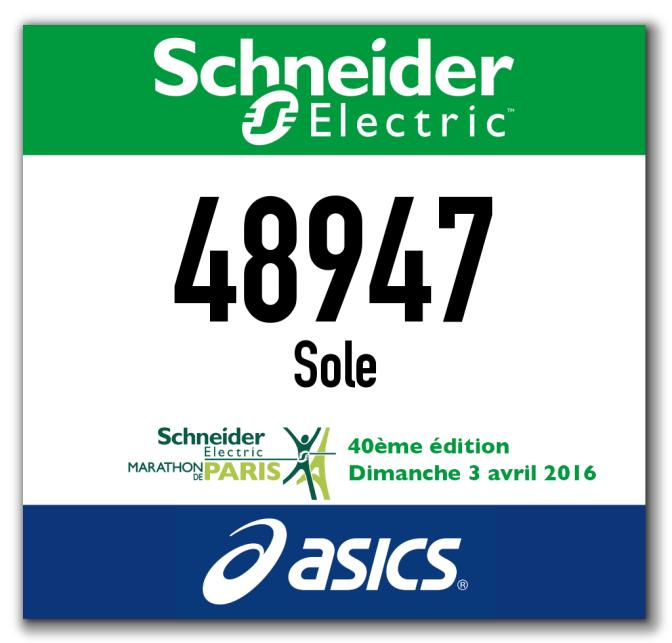 Maratón de París, allá voy!