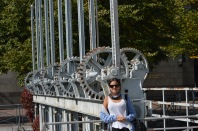 Cité du Temps_Pont de la Machine_Sole Bassett