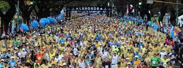 Maratón de Buenos Aires Fotos e info